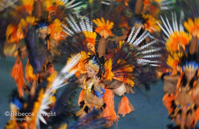 Amazon Dancer