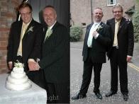 cake and confetti